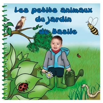 Histoire personnalisée avec photo : l'enfant est le héros